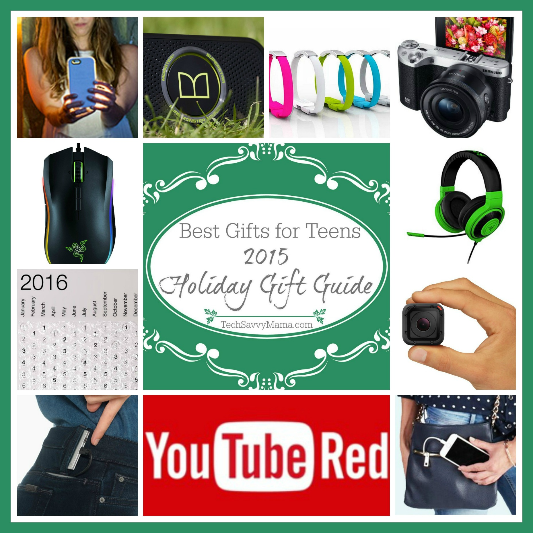 2015 Gift Guide: Best Gifts for Teens (ages 13+)