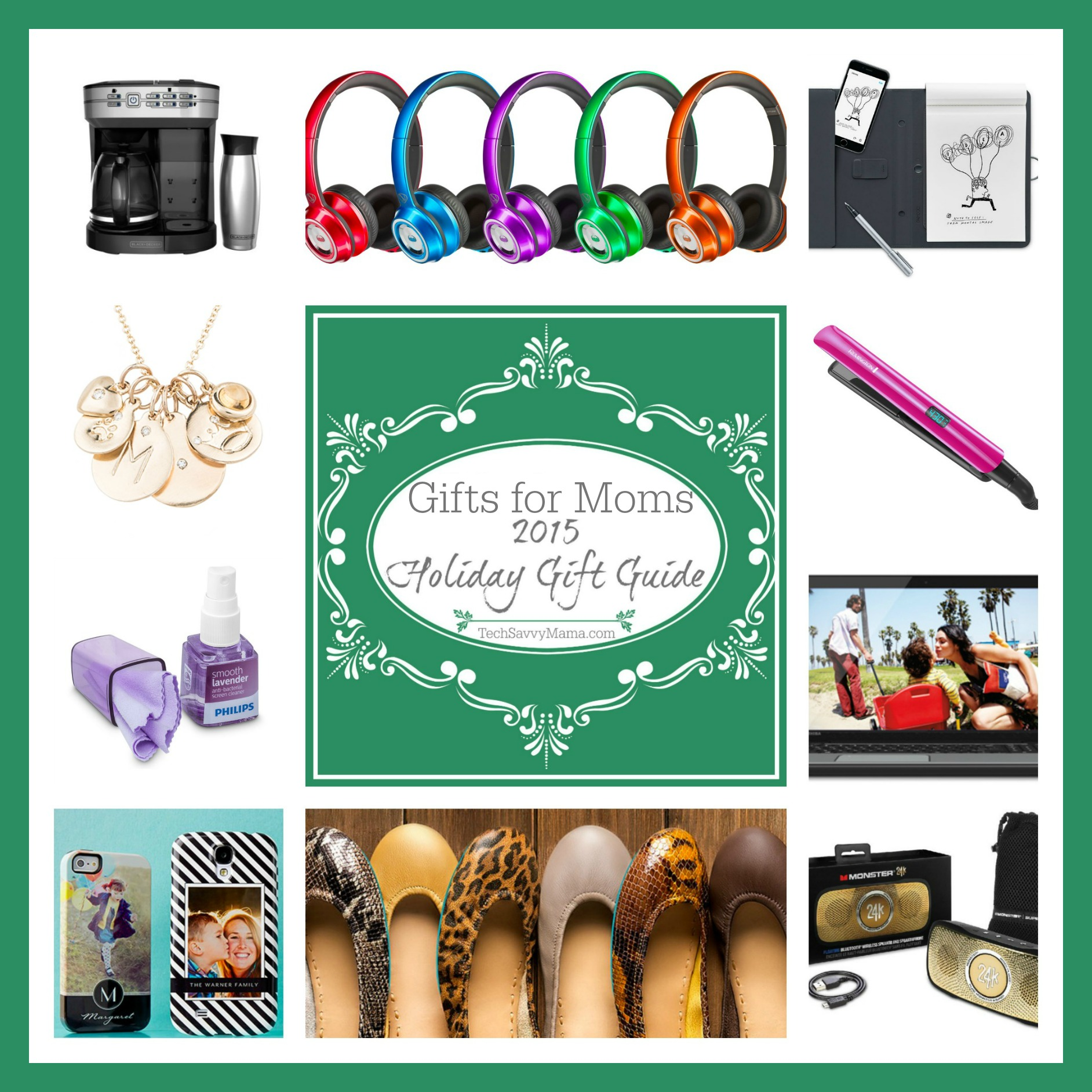 2015 Gift Guide: Gifts for Moms