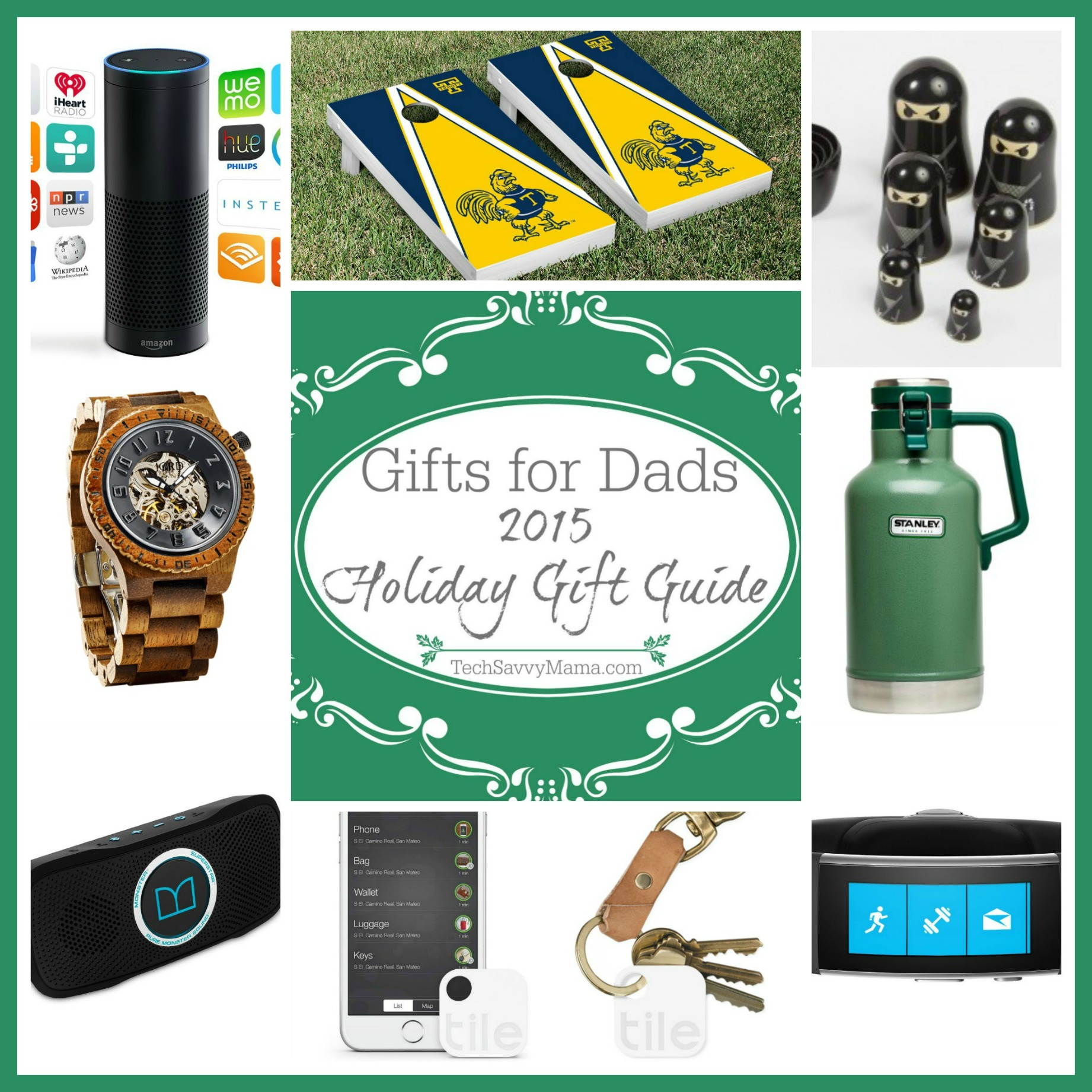 2015 Gift Guide: Gifts for Dads