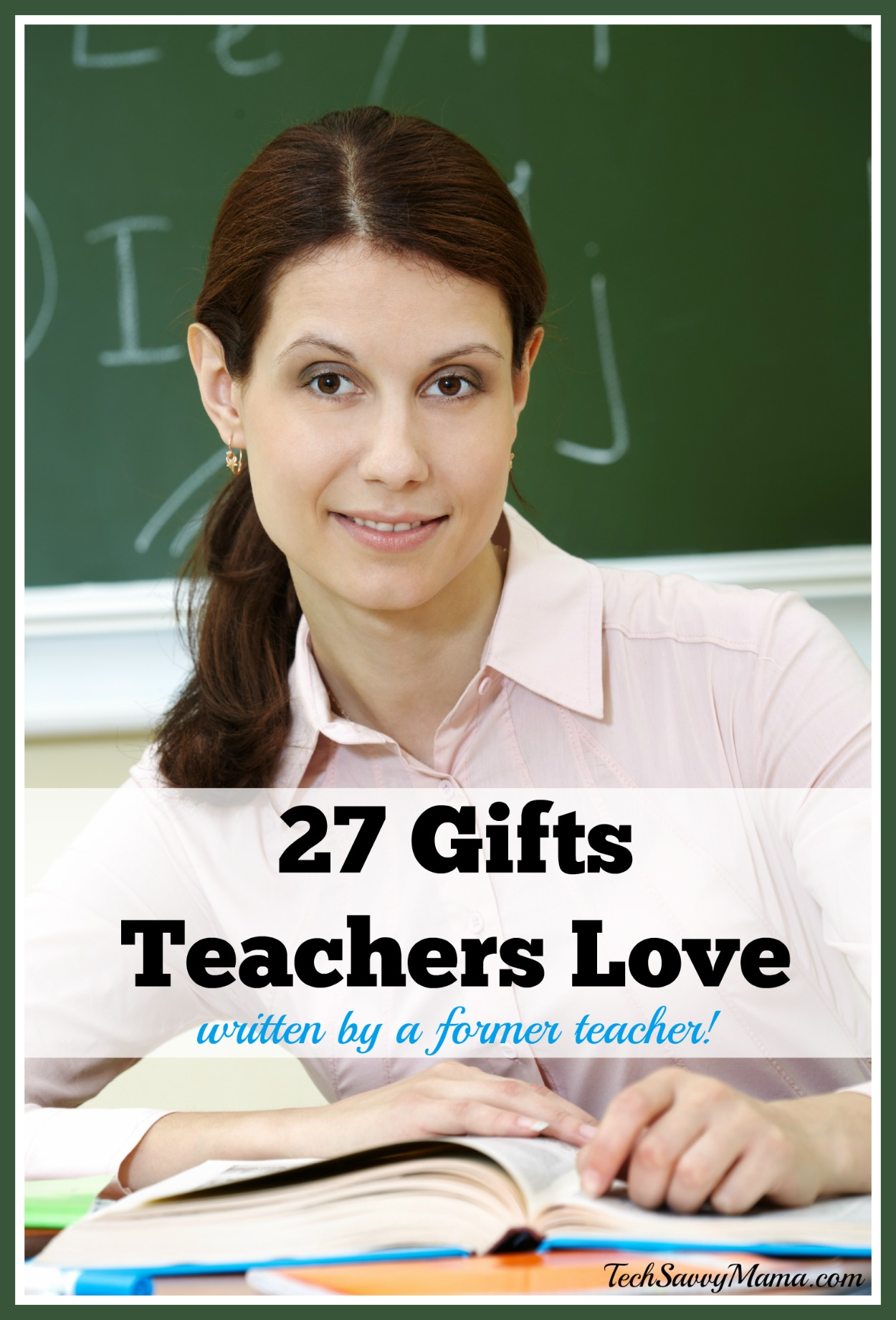 Gift Guide: 27 Gifts Teachers Love