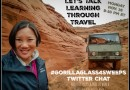 UPDATED: Learning Through Travel! #GorillaGlass4Sweeps Twitter Chat w Samsung S6 edge+ sweeps (11/16, 9-10 pm ET)