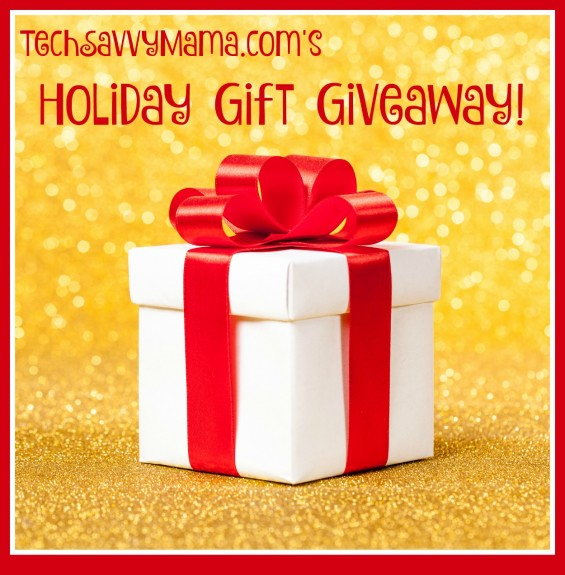 TechSavvyMama.com's Holiday Gift Giveaway 2015 Announcement