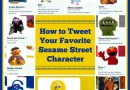 How to Tweet Your Favorite Sesame Street Characters