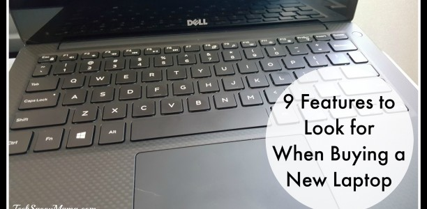 9 Features to Look for When Buying a New Laptop