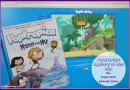 Poptropica Mystery of the Map: New Graphic Novel Adventure Stories Series Review (w giveaway)