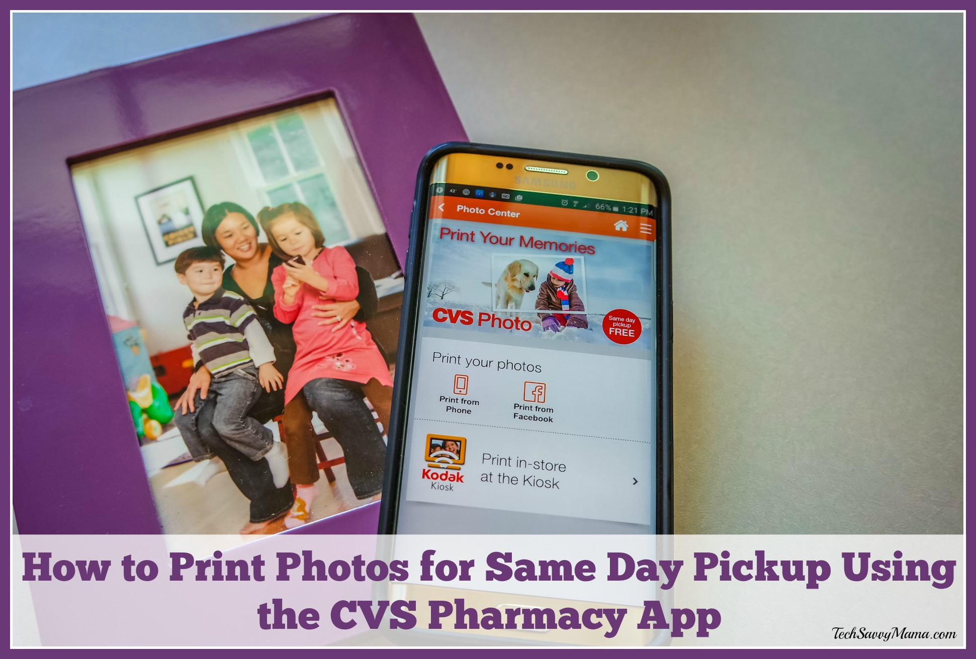 how to print photos for same day pickup using the cvs pharmacy app  mycvsapp