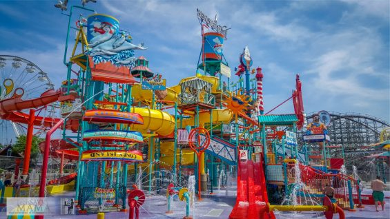9 Reasons to Visit Hersheypark: Splash and Slide at The Boardwalk and 8 more reasons on TechSavvyMama.com