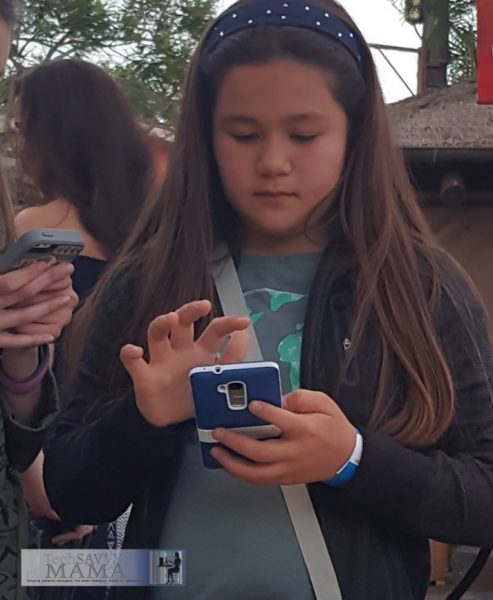 14 Tips for a Walt Disney World Trip with Tweens and Teens: Allow them to use their smartphones and more tips on TechSavvyMama.com