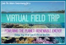 Virtual Field Trip: Renewable Energy Lessons from Coral Reef & Mojave Desert (5/20, 1 pm ET) #NatureWorksEverywhere