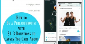 Spotfund App Allows You to Be a Philanthropist with $1-3 Donations to Causes You Care About