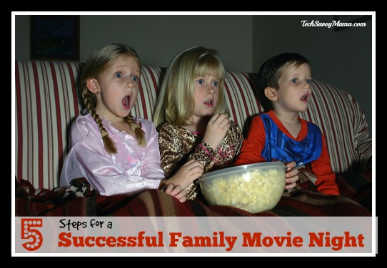 5-Steps-for-a-Successful-Family-Movie-Night