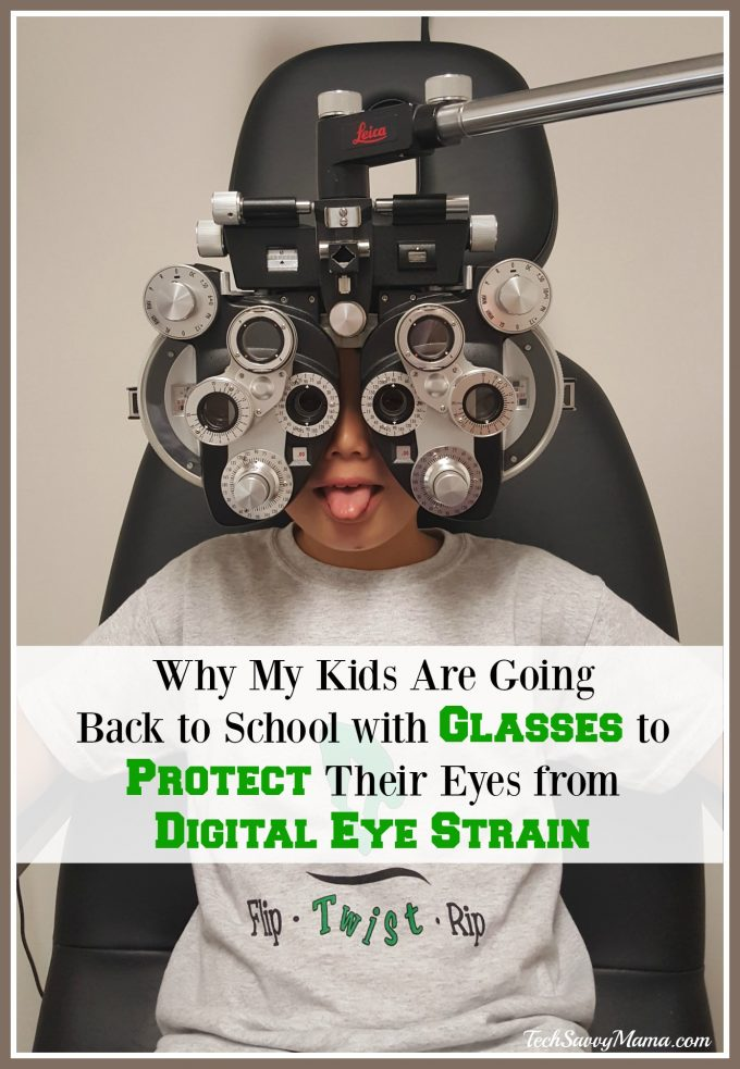 Why My Kids Are Going Back to School with Glasses to Protect Their Eyes from Digital Eye Strain