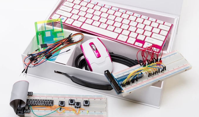 Boolean Girl Project Introduces Boolean Box, a Tech and Engineering Discovery Kit for Kids