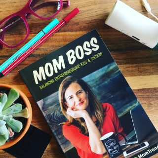 How to Be Your Own #MomBoss: Tips for Women Entrepreneurs {book review}