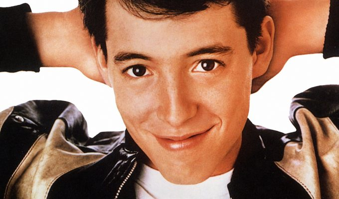"""""""Life Moves Pretty Fast"""" So Stop & Watch Ferris Bueller's Day Off #StreamTeam"""