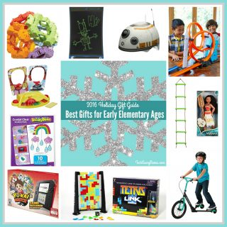 2016 Gift Guide: Early Elementary Ages (ages 5-8 or grades K-2)