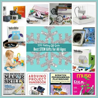 STEM Gifts for Kids of All Ages (preK-Teen)