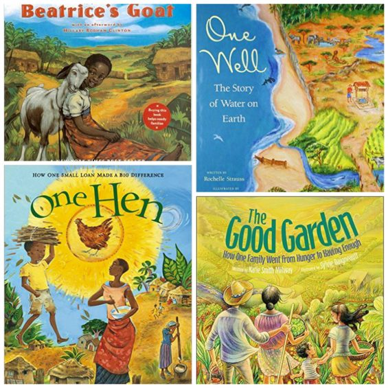 Books to Inspire Toddlers and Preschoolers Inspire Giving at Every Age on #GivingTuesday and Beyond on TechSavvyMama.com