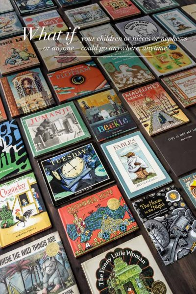 Neiman Marcus' Curated Collection of 36 Caldecott Medal-Winning Children's Books