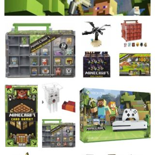 11 Minecraft Gifts Your Gamer Will Love