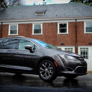 9 Reasons Non-Minivan Owners Will Fall in Love with the 2017 Chrysler Pacifica