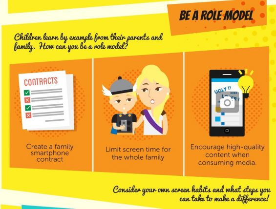 TeenSafe #FightScreenAddiction: Be a role model