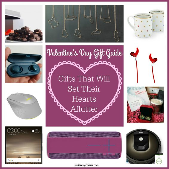 2017 Valentine's Day Gift Guide Gifts to Set Their Hearts Aflutter on TechSavvyMama.com