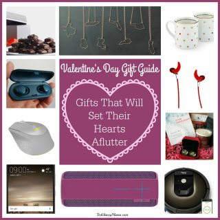 2017 Valentine's Day Gift Guide: Gifts to Set Their Hearts Aflutter