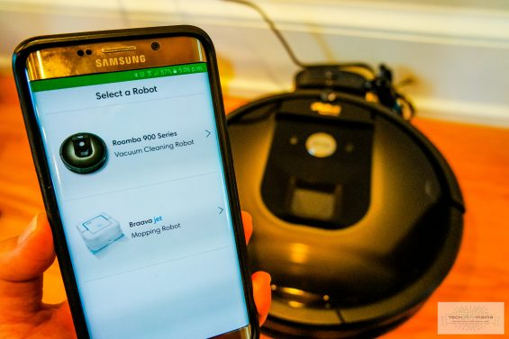 Why iRobot's Roomba 980 is for More Than Just Spring Cleaning. Review on TechSavvyMama.com