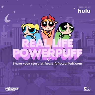 Blossom, Bubbles, and Buttercup: The Powerpuff Girls Are on Hulu! Info and giveaway on TechSavvyMama.com