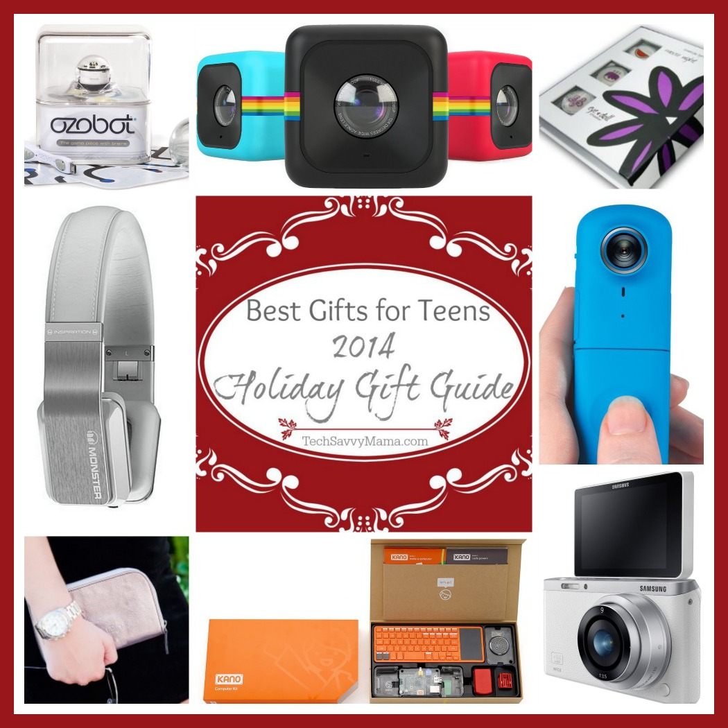 Tech Savvy Mama\'s 2014 Holiday Gift Guide Best Gifts for Teens ...