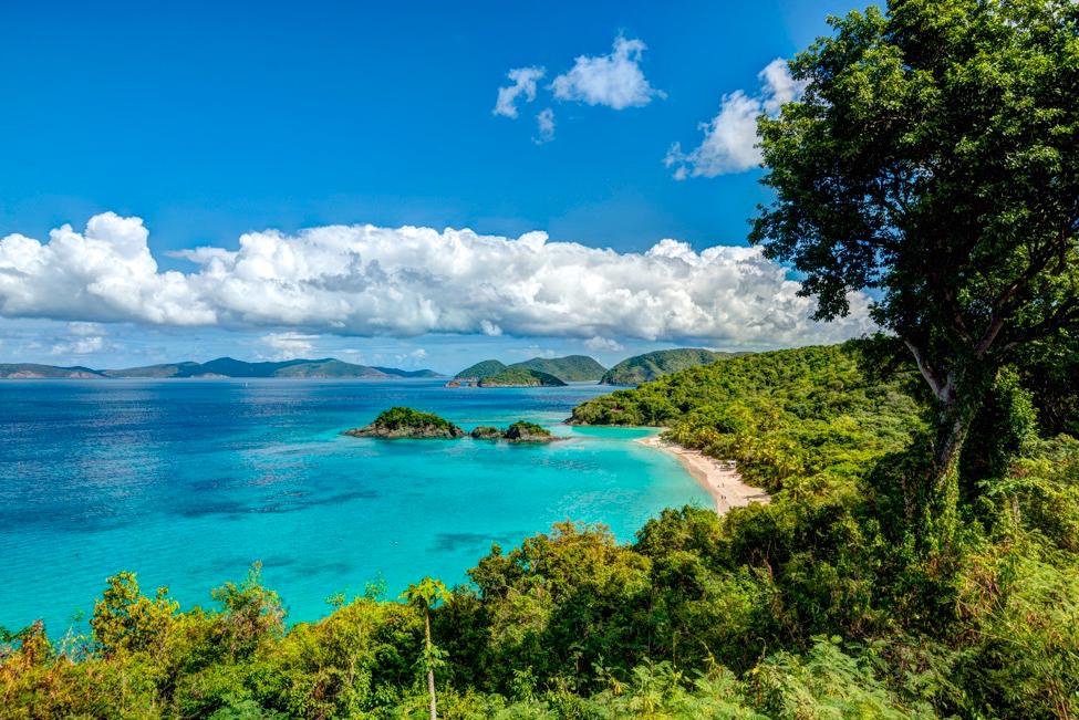 Travel To St Thomas Virgin Islands Passport