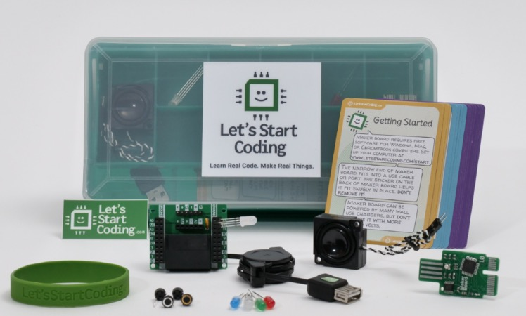 How to Teach Kids to Code with Let's Start Coding