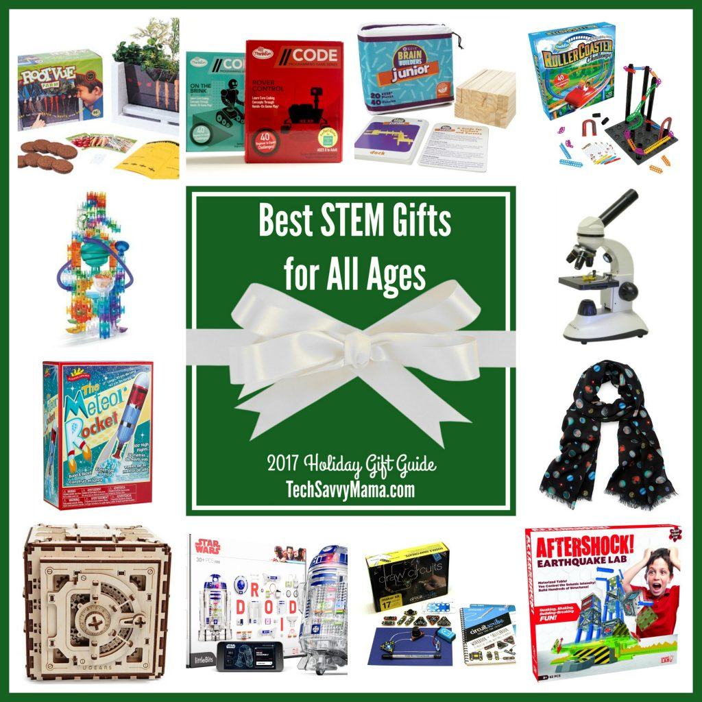 2017 Gift Guide: Best STEM Gifts For Kids Of All Ages