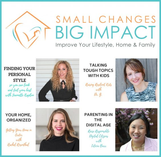How small changes can create big impact